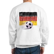 Soccer Flag Germany (B) Sweatshirt