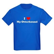 I Love Otterhound T