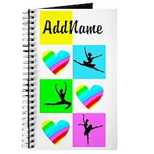 Delightful Dance Journal