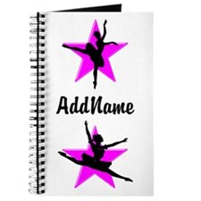 Pink Star Dancer Journal