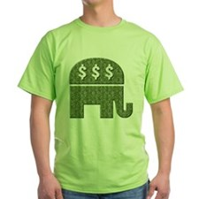 Greed Over People T-Shirt