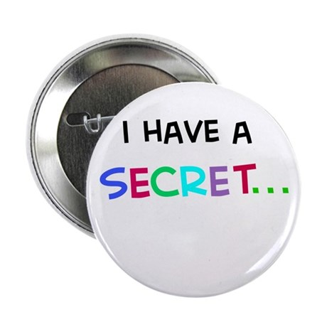 "I have a secret-big sister 2.25"" Button (10 pack)"