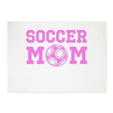 Soccer Mom 5'x7'Area Rug