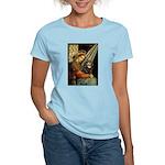 Madonna & Cavalier (BT) Women's Light T-Shirt