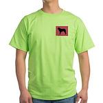 Mastin iPet Green T-Shirt
