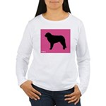 Mastin iPet Women's Long Sleeve T-Shirt