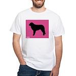 Mastin iPet White T-Shirt