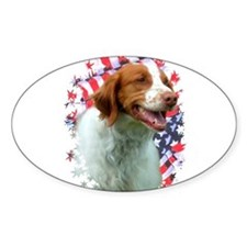 Unique American brittany Decal