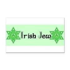 Cute Jewish art Rectangle Car Magnet