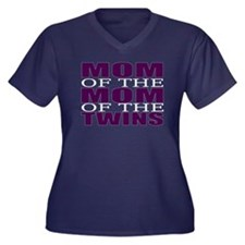 grand of twins Plus Size T-Shirt