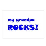 My Grandpa Rocks! Postcards (Package of 8)