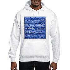 Mom's Job(s) Hooded Sweatshirt