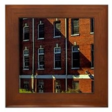 Averett University Framed Tile
