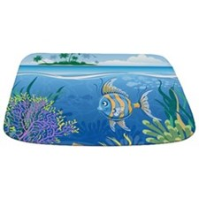 Under The Sea Bathmat