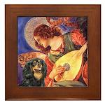 Angel (3) & Cavalier (BT) Framed Tile