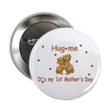 My 1st Mother's Day Button