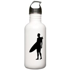 Surfer Water Bottle