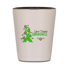 Lyme Disease Awareness 6 Shot Glass