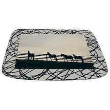 Horse Lover Bathmat
