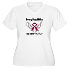 Sickle Cell Anemia Wings Plus Size T-Shirt