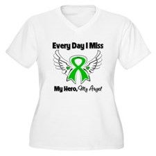 Cerebral Palsy Wings Plus Size T-Shirt
