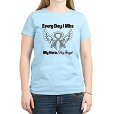 Asthma Angel Wings T-Shirt