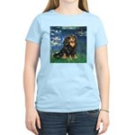 Lilies #5-Cavalier (BT) Women's Light T-Shirt