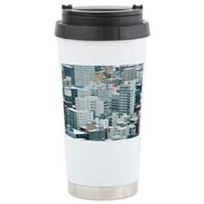 Urban Background Travel Mug
