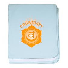 Creativity baby blanket