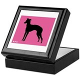 Greyhound iPet Keepsake Box