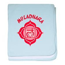 Muladhara baby blanket
