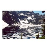 SNOW LAKE SNOQUALMIE PASS POSTCARDS