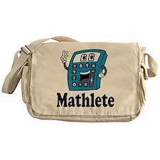 Mathlete calculator Messenger Bag