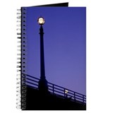 Manhattan Beach Pier Lightpost Journal