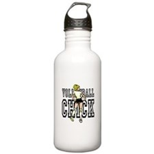Volleyball chick Water Bottle