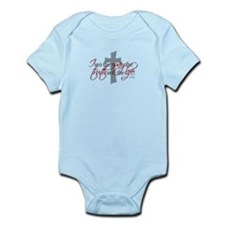 Cute Jesus christ Infant Bodysuit