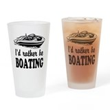 Boat Pint Glasses