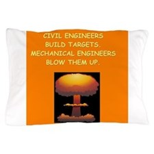 Engineering Pillow Case