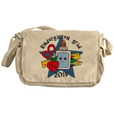 School Supplies K-Grad 14 Messenger Bag