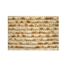 On passover Rectangle Magnet