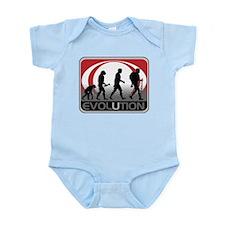 Evolution Hiker Infant Bodysuit