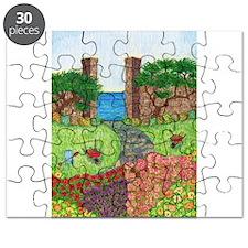 Girdners Garden Paradise Puzzle