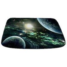 Outer Space Another World Bath Mat Bathmat