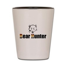Bear Pride Shot Glass