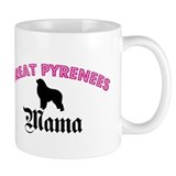Great Pyrenees Mama Small Mug