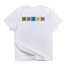 Newborn Scientist Infant T-Shirt