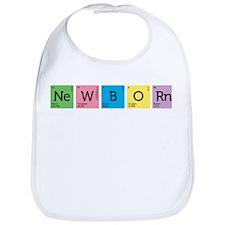 Newborn Scientist Bib