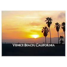 Personalized Venice Beach Californi Invitations