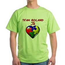 Team Roland And Jr T-Shirt