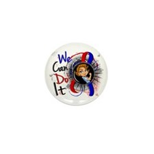 CHD Rosie Cartoon WCDI Mini Button (100 pack)